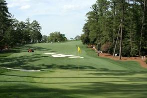 Augusta demands planty of draw shots