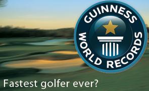 Guinness Golf Record