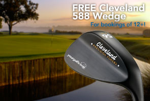 free cleveland golf wedge
