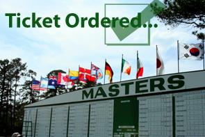 US Masters 2012